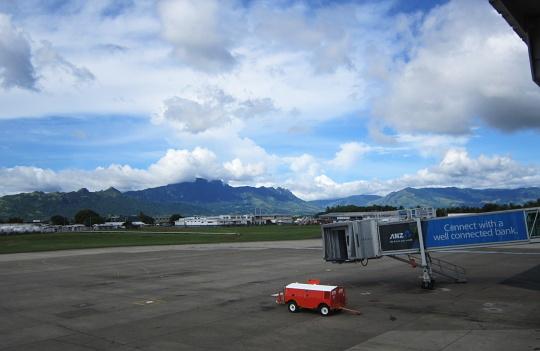 Fidži letiště