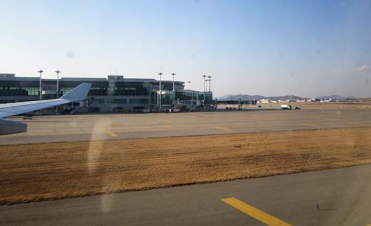 letiště Incheon