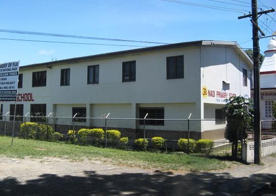 škola na Fiji