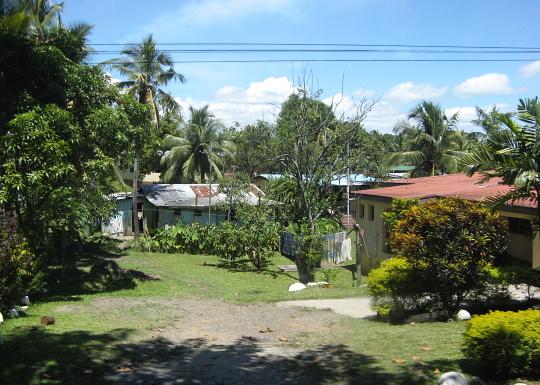 bydlení na Fidži