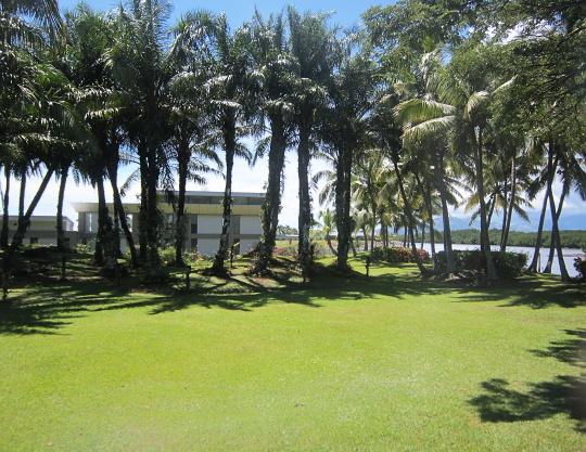 vila na Fiji