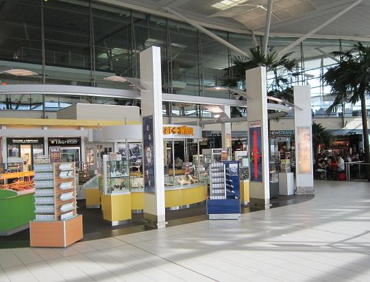 letiště Bris.