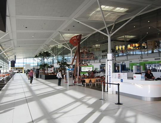 letiště Brisbane