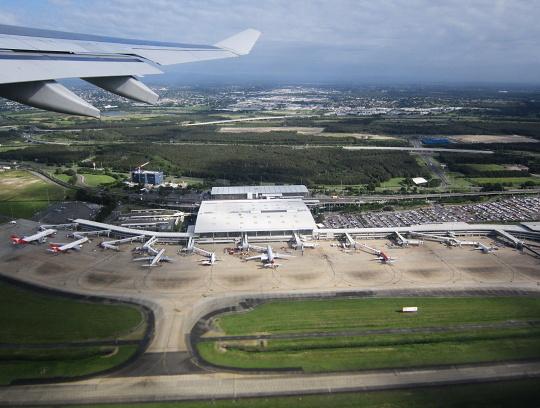 Brisbane letiště